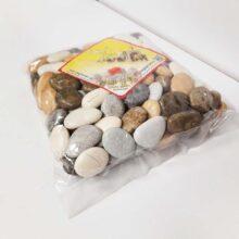 شکلات سنگی رودخانه بسته