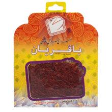 زعفران سرگل سفارشی ۱.۵ گرمی